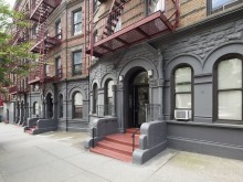 96th Street Townhouses, New York, NY