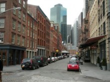 Historic Front Street - Shotwell Arches, New York, NY