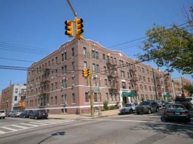 Ely Court, Astoria, NY