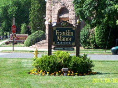Franklin Manor Apartments, Bloomfield, NJ