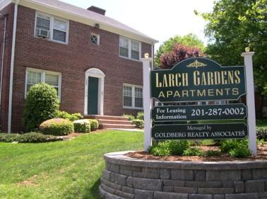 Larch Gardens Apartments, Teaneck, NJ