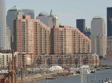 Portside Towers, Jersey City, NJ