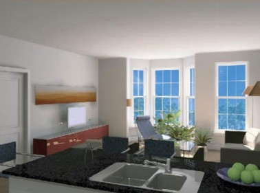 The Juliana Apartments, Hoboken, NJ