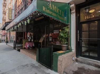 163 Mulberry Street, Manhattan, NY