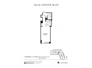 4610 Center Boulevard, Long Island City, NY