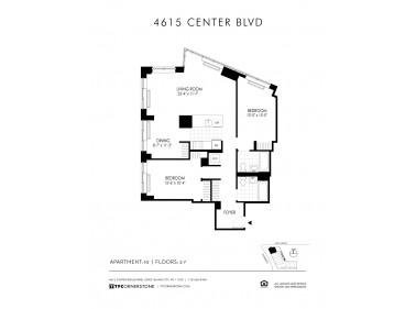 4615 Center Boulevard, Long Island City, NY