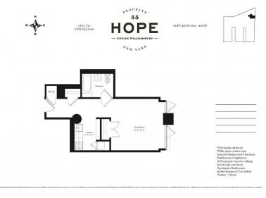 55 Hope, Brooklyn, NY