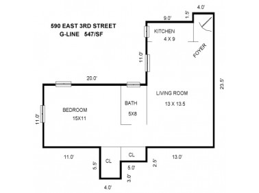 590 East 3rd Street, Mt. Vernon, NY