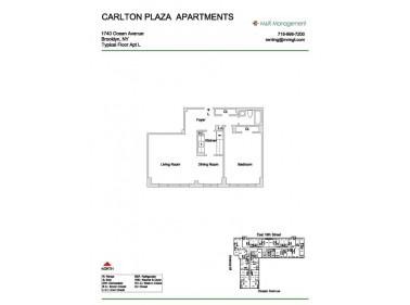 Carlton Plaza, Brooklyn, NY
