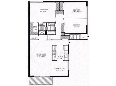 Crest Ridge Apartments, West Orange, NJ