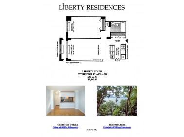 Liberty House, New York, NY