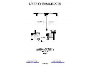 Liberty Terrace, New York, NY