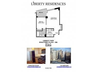 Liberty View, New York, NY