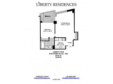 Liberty View, New York, NY