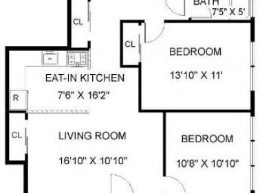 Lobsang Apartments, Newark, NJ