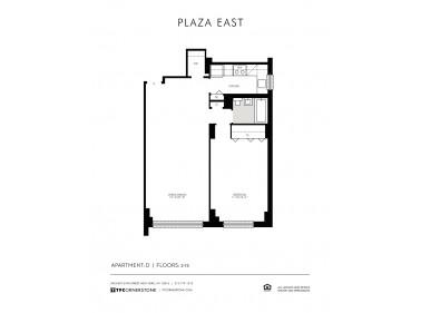 Plaza East, New York, NY