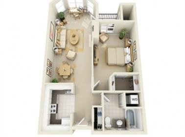 Prospect Tower Apartments, Hackensack, NJ
