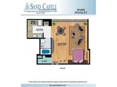 Sand Castle, Far Rockaway, NY