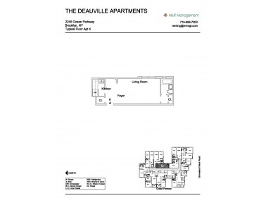 The Deauville, Brooklyn, NY