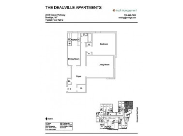 The Deauville, Brooklyn, NY