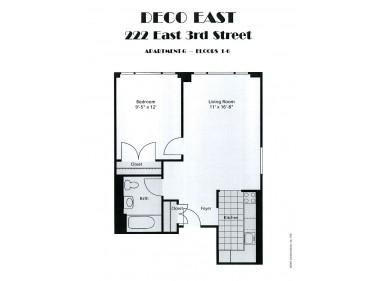The Deco East, New York, NY