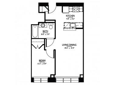 Twin Oaks Apartment, Hempstead, NY